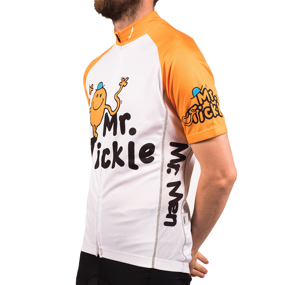 Mr Tickle Men's Cycling Jersey