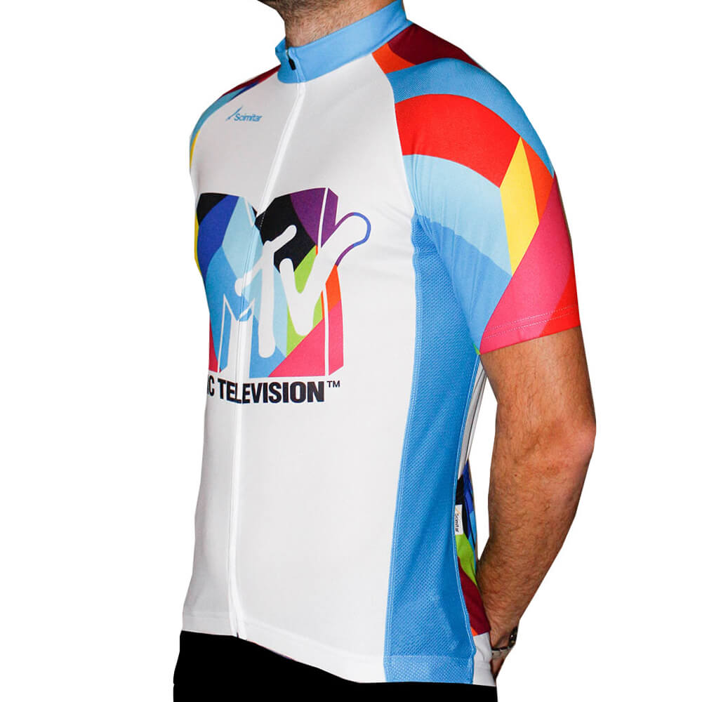 MTV Mens Cycling Jersey