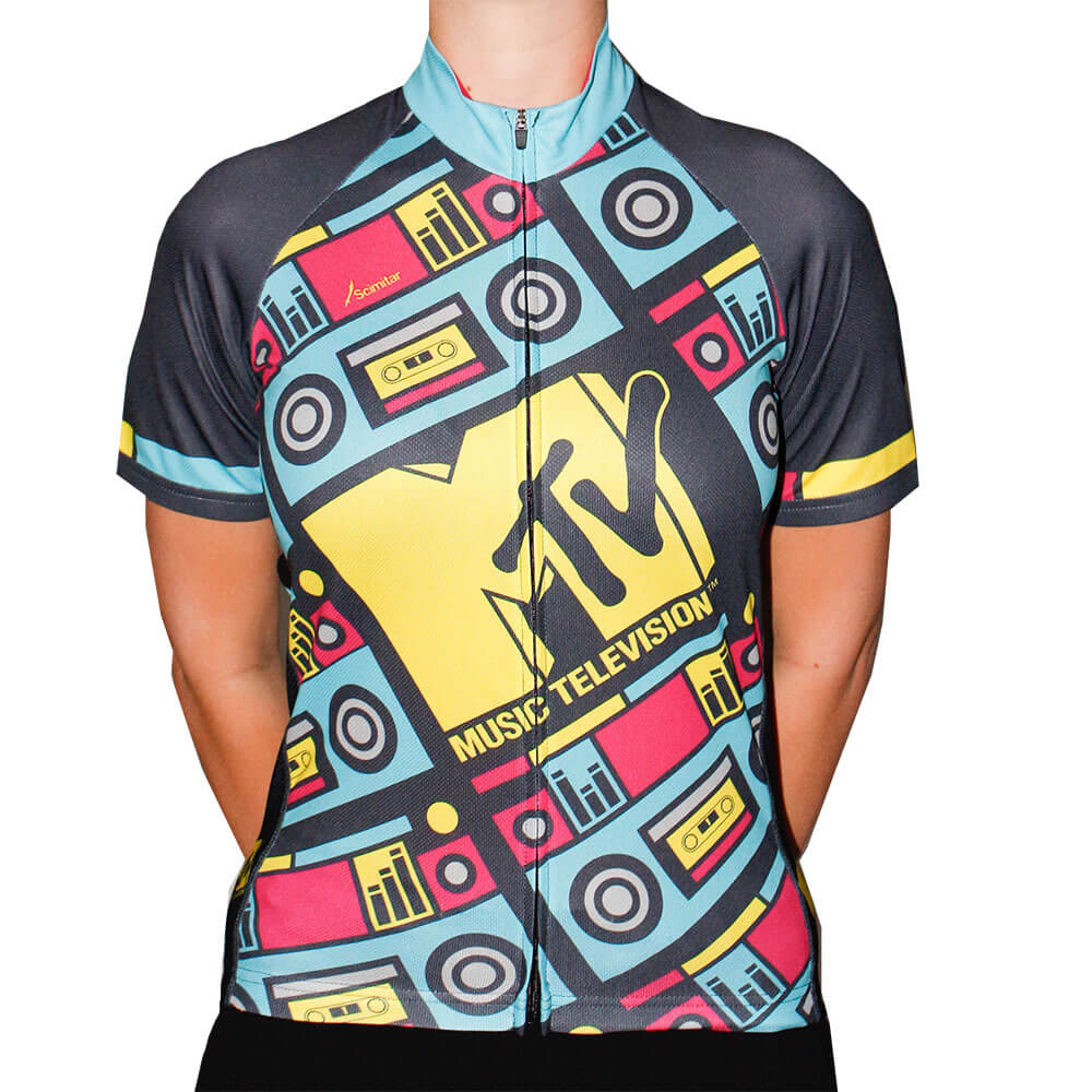 661a37126 MTV Womens Cycling Jersey. Click to enlargeClick to enlarge