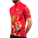 Red Jelly Belly Cycling Jersey
