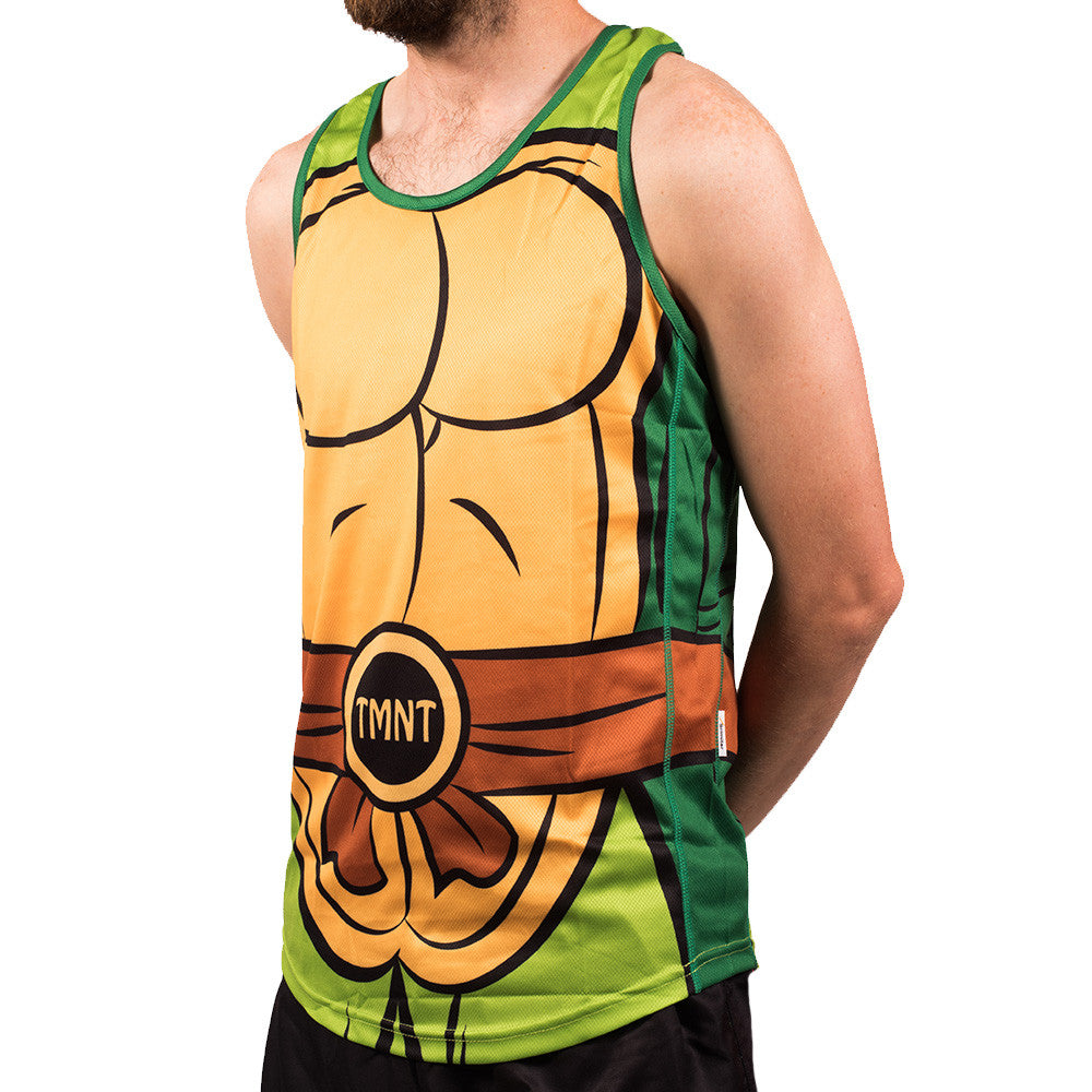 Teenage Mutant Ninja Turtles Men's Running Vest