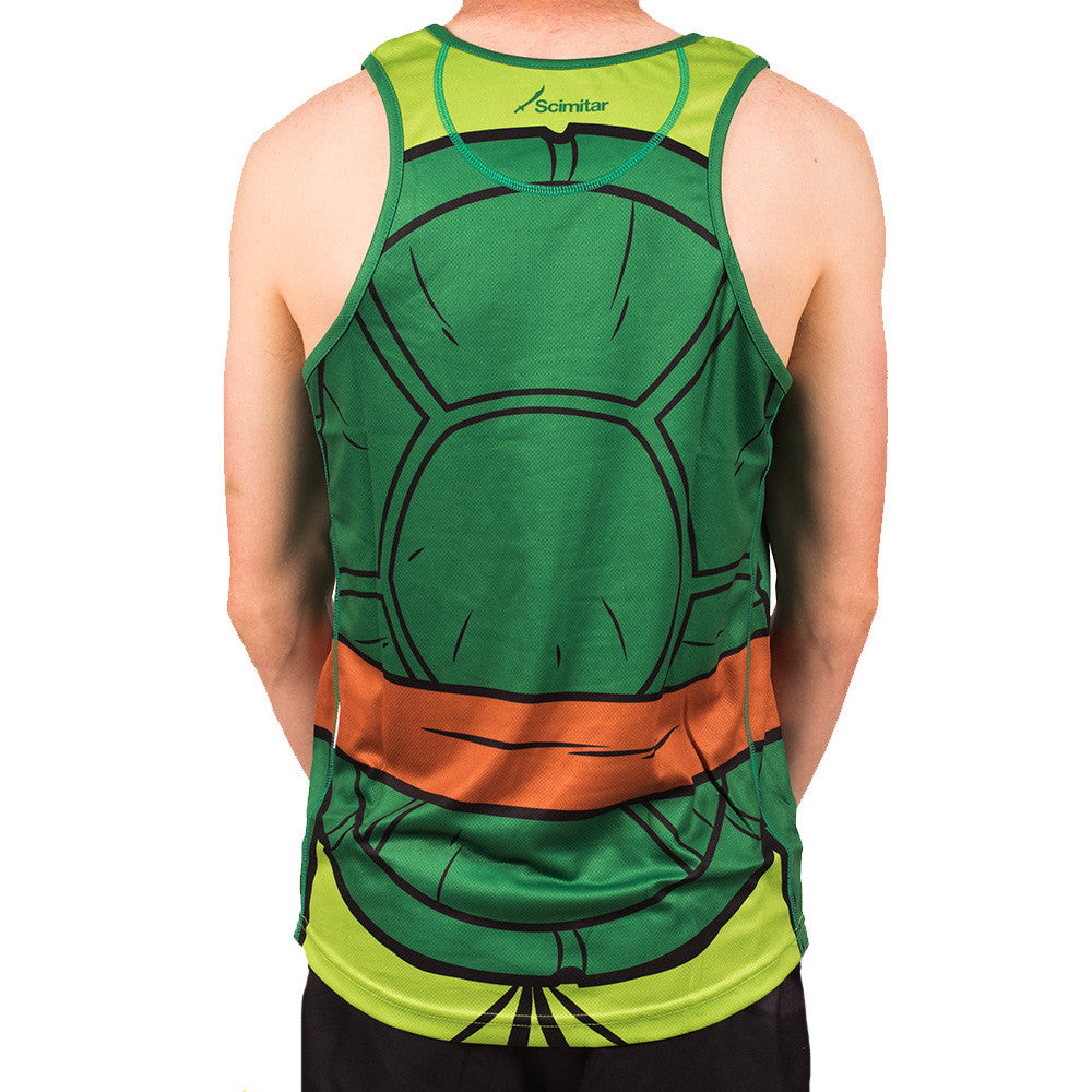 Teenage Mutant Ninja Turtles Running Vest