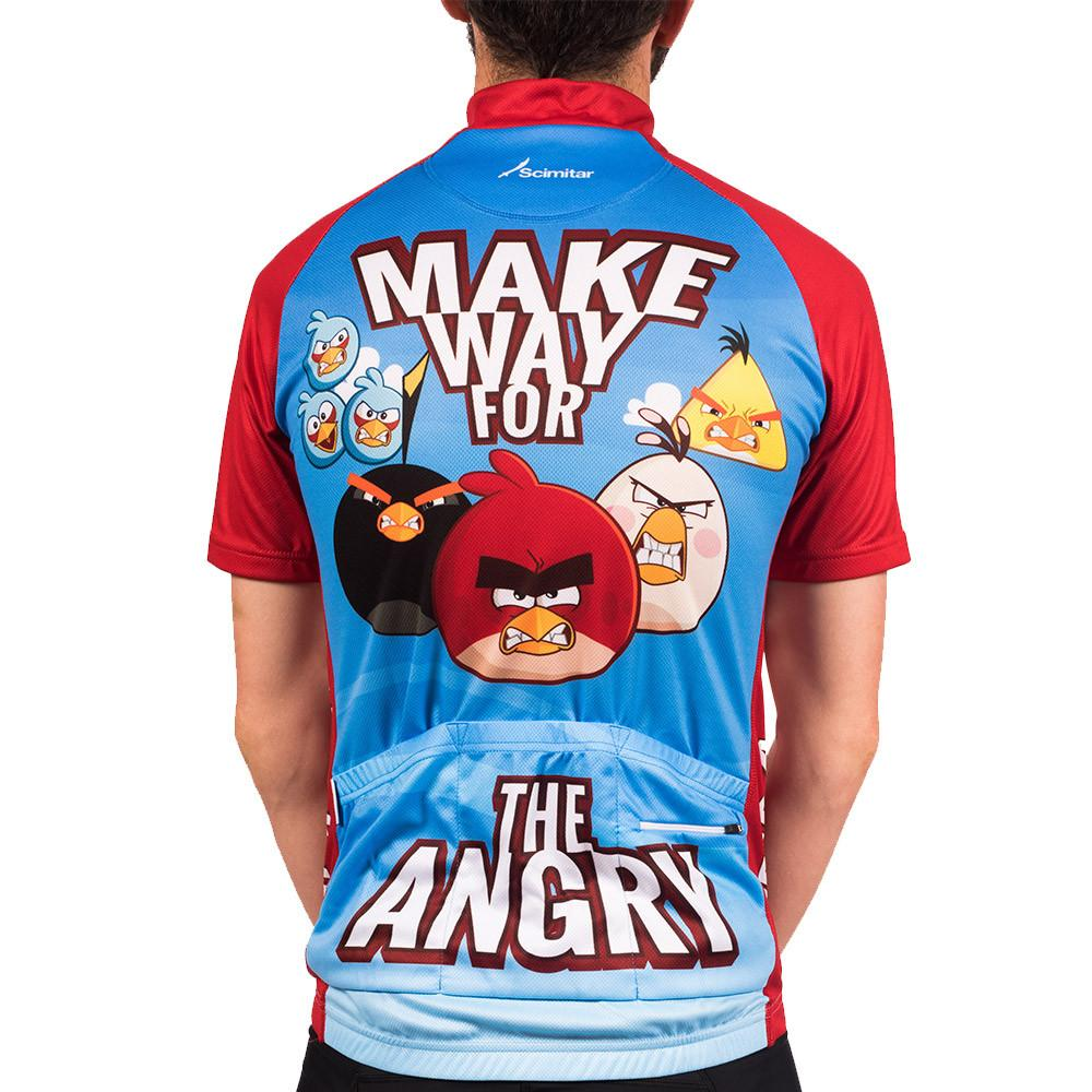 Angry Birds Men s Cycling Jersey  68ee1c84f