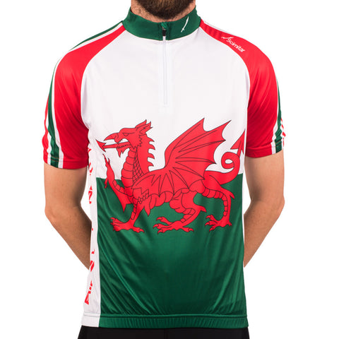 Wales Cycling Jersey