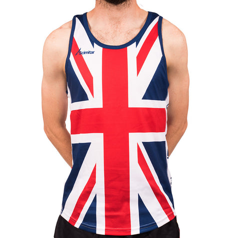 GB Mens Running Vest