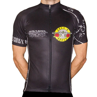 Guns 'n' Roses Men's Cycling Jersey