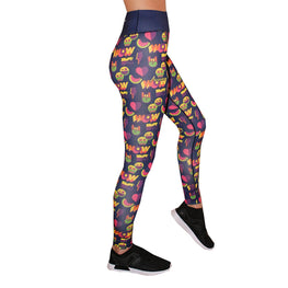 MTV WOW! Women's Leggings