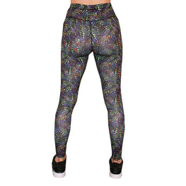MTV Funky Green Women's Leggings
