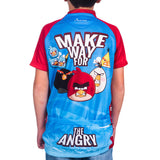 Kids Angry Birds Cycling Jersey