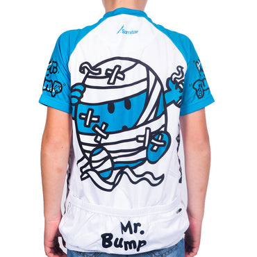 Kids Mr Bump Cycling Jersey