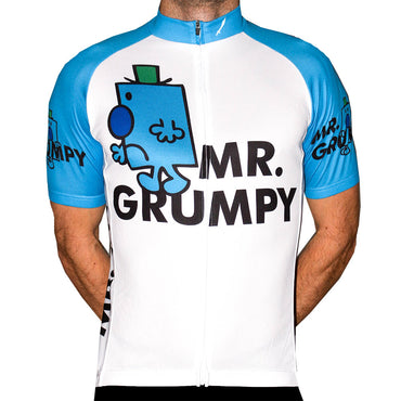 Mr Grumpy Men's Cycling Jersey