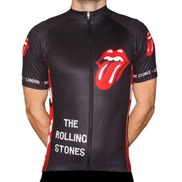 Rolling Stones Men's Cycling Jersey