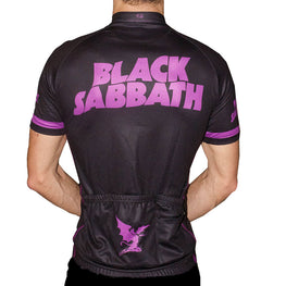 Black Sabbath Cycling Jersey | Scimitar Shop | No Quarter