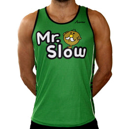 Mr Slow Men's Running Vest