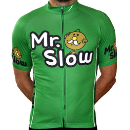 Mr Slow Men's Cycling Jersey