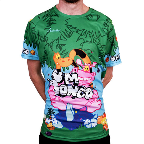 Um Bongo Technical T-Shirt