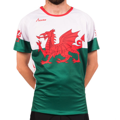 Wales Technical T-Shirt
