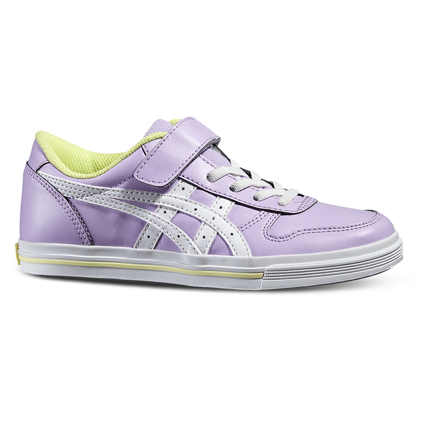 asics - aaron ps - lavender white