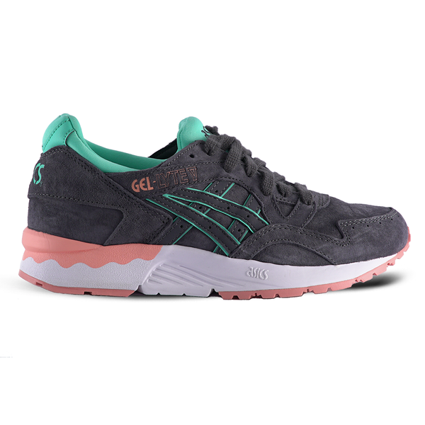 asics gel-lyte v - dark grey