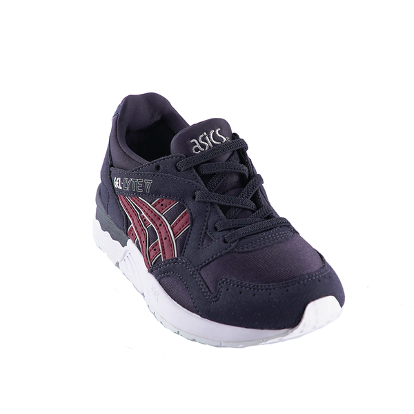 asics - gel-lyte v - india ink burgundy
