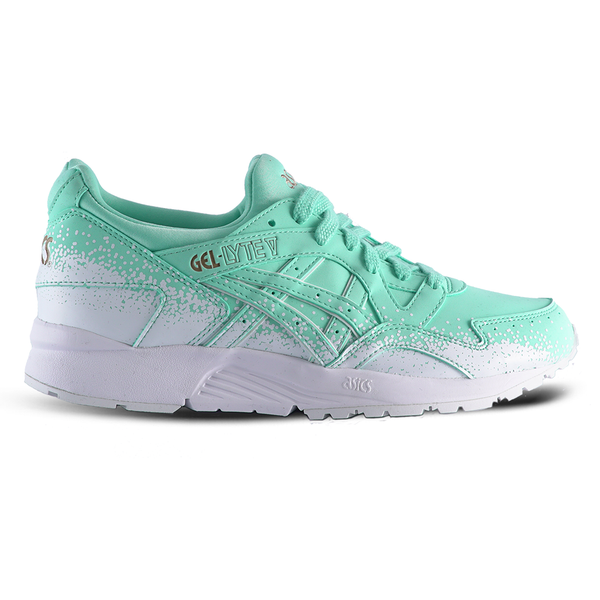 asics - gel-lyte v- xmas pack - light mint