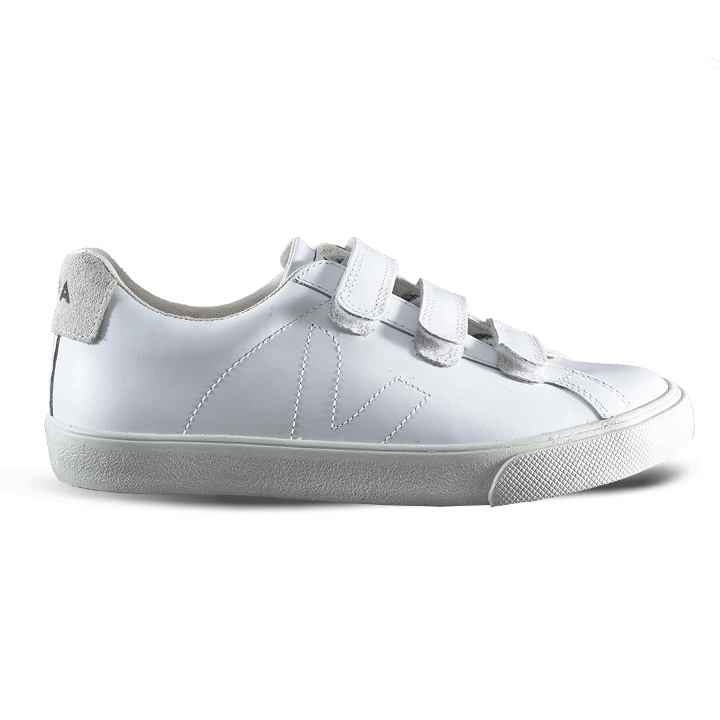 veja - 3 lock-leather-extra-white-pierre-natural-puxador-sneaker