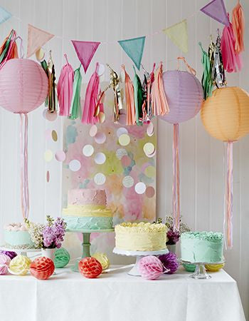 Top Tips - Party Decorations