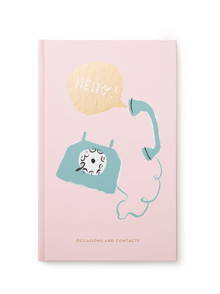Kate Spade Hello! Address Book