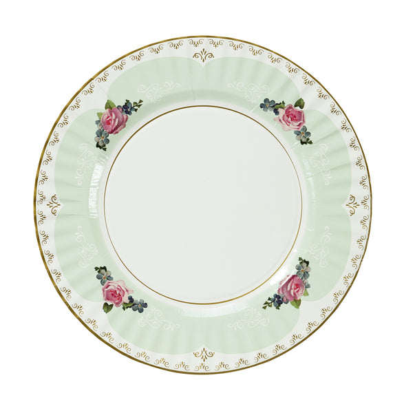 Truly Scrumptious Large Party Plates