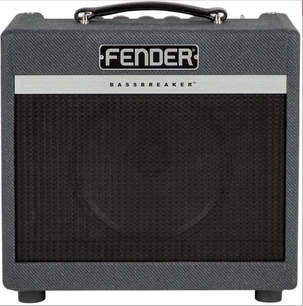 Fender Bassbreaker 15 Guitar Combo Amplifier