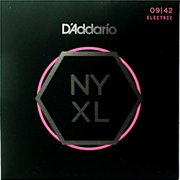 D'Addario NYXL 9 Electric Guitar Strings