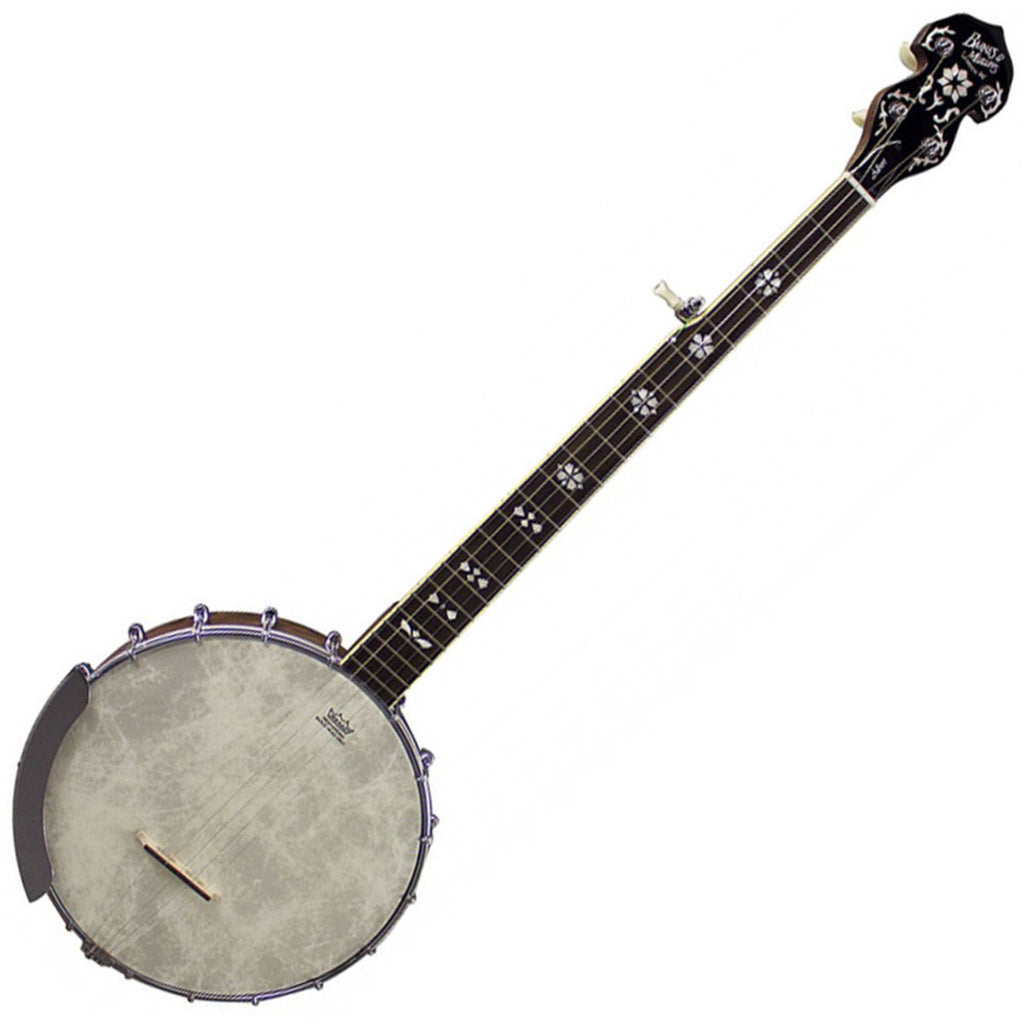 Barnes & Mullins Albert 5 String Banjo (Open Back)