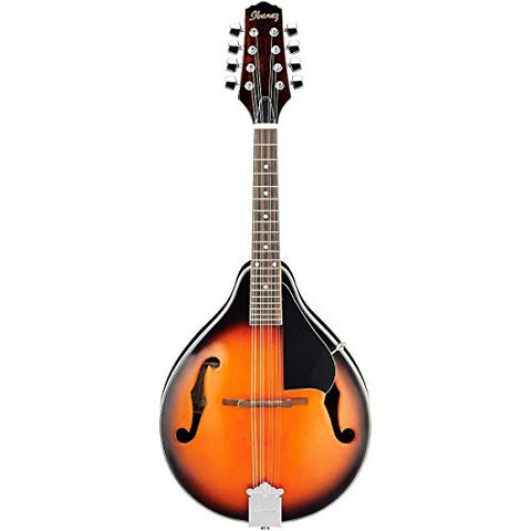 Ashbury GR31022 A Style Mandolin In Sunburst