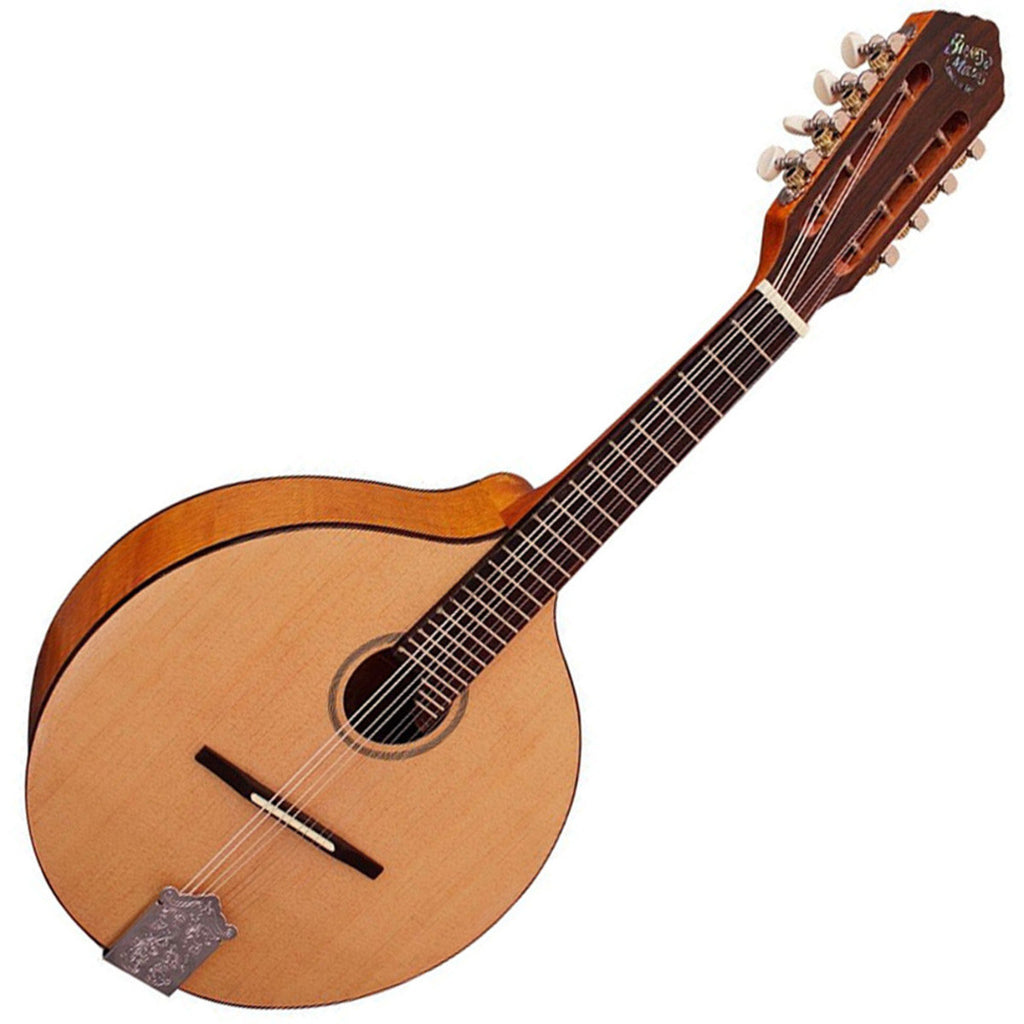 Barnes And Mullins BM400 Abbott Flat Back Mandolin