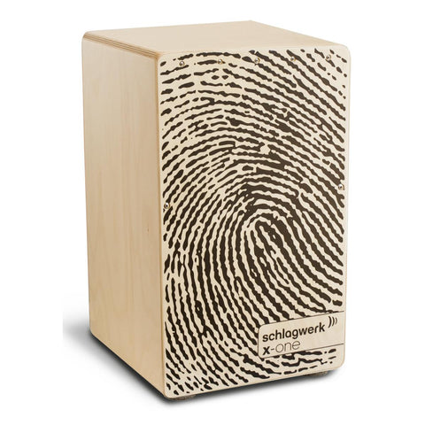 Schlagwerk CP107 X-one 'Fingerprint' Cajon