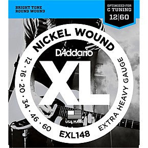 D'Addario EXL148 XL Electric Guitar Strings