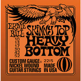 Ernie Ball 2215 Skinny Top/Heavy Bottom Electric Guitar Strings