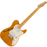Vintera '70s Telecaster® Thinline Aged Natural