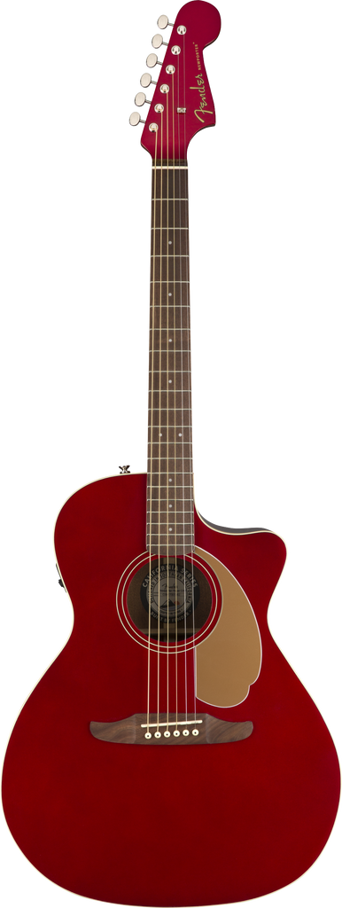 Fender California Series Newporter Player in Candy Apple Red