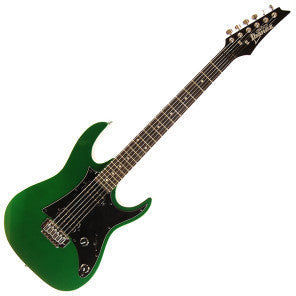 Ibanez GRX20-GRM Electric Guitar in Green Metallic