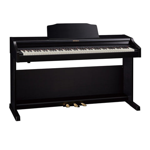 Roland RP501R Digital Piano in Contemporary Rosewood