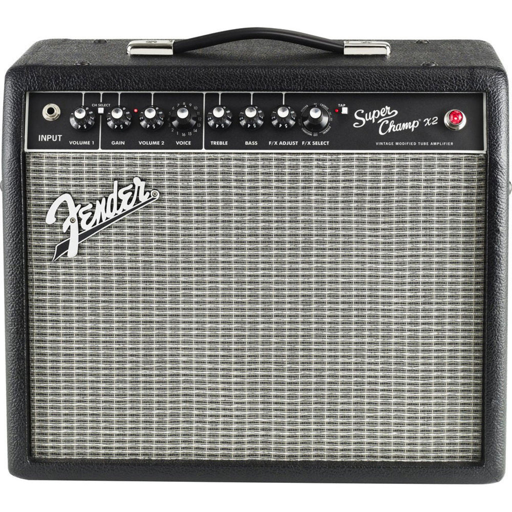 Fender Super Champ X2 15w Guitar Amplifier