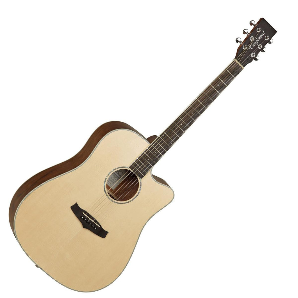 Tanglewood TPE DCE AS Electro/Acoustic