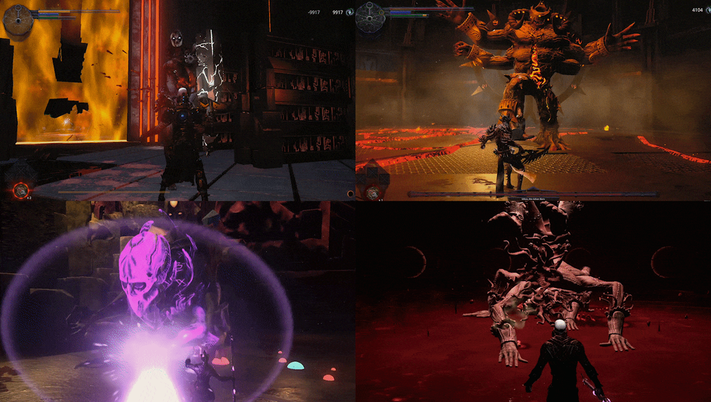 Hellpoint is Cradle Game's first release but collectively they've worked on some huge titles. We find out more.