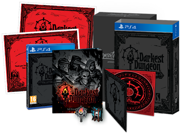 Darkest Dungeon: Collector's Edition (Signature Edition