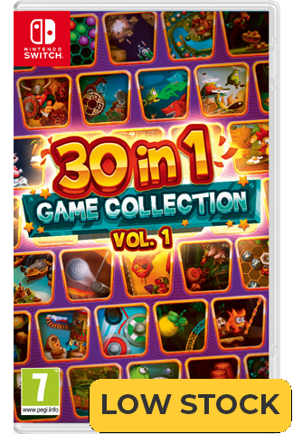 30-in-1 Game Collection (Switch)