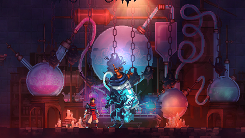 Dead Cells - Standard (PS4) – Signature Edition Games