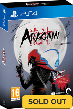 Aragami - Signature Edition (PS4)