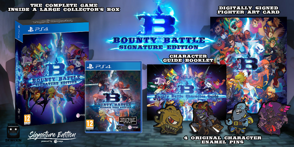 Bounty Battle - Signature Edition (PS4)