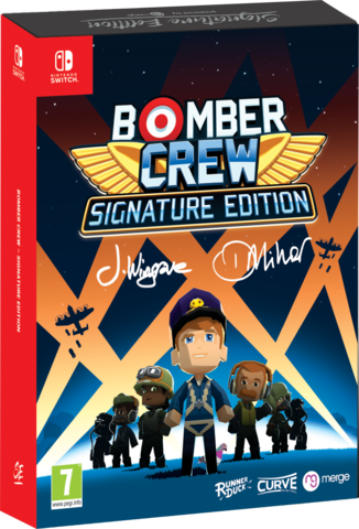 Bomber Crew - Signature Edition (Switch)